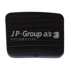 JP GROUP Okładzina pedału, pedał hamulca 1172200200 kupować online całodobowo