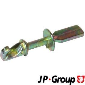 Pērc JP GROUP Durvju roktura vadības sistēma 1187150200 jebkurā laikā