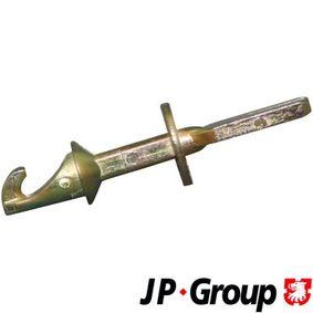 Pērc JP GROUP Durvju roktura vadības sistēma 1187150800 jebkurā laikā