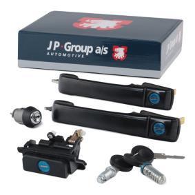 köp JP GROUP Låssats, låssystem 1187500410 när du vill