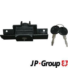 JP GROUP Cerradura de la puerta del maletero 1187700500 24 horas al día comprar online