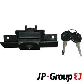 JP GROUP Hátsó csapóajtó zár 1187700500 - vásároljon bármikor
