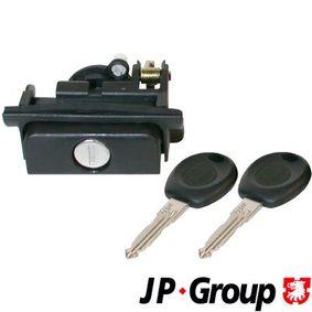 JP GROUP Heckklappenschloß 1187700800 Günstig mit Garantie kaufen