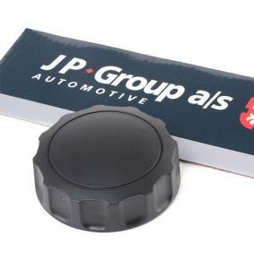 Pērc JP GROUP Apaļš rokturis, Sēdekļa atzveltnes regulēšana 1188000300 jebkurā laikā