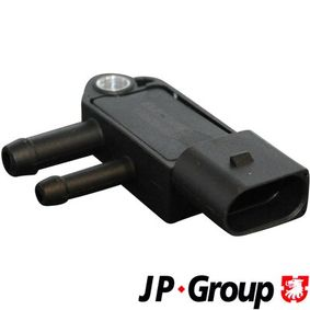 köp JP GROUP Sensor, avgastryck 1195000400 när du vill