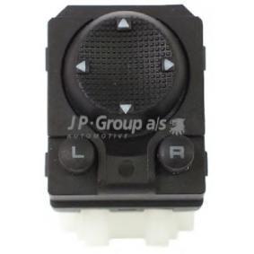 Αγοράστε JP GROUP Διακόπτης, ρύθμιση καθρέπτη 1196700300 οποιαδήποτε στιγμή