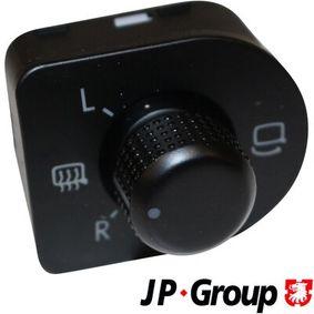 Αγοράστε JP GROUP Διακόπτης, ρύθμιση καθρέπτη 1196700600 οποιαδήποτε στιγμή