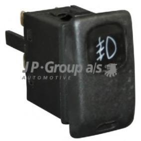 JP GROUP Przełącznik, swiatło przeciwmgłowe 1197000200 kupować online całodobowo
