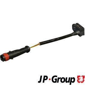 Limpiaparabrisas 1198401710 JP GROUP Pago seguro — Solo piezas de recambio nuevas