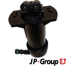 JP GROUP Waschwasserdüse, Scheinwerferreinigung 1198750370 Günstig mit Garantie kaufen