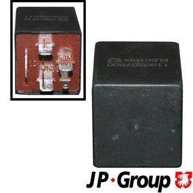 Pērc JP GROUP Relejs, Stiklu mazgāšanas sistēmas intervāls 1199207800 jebkurā laikā