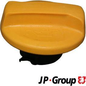 JP GROUP Pokrywa, wlew olejowy 1213600600 kupować online całodobowo