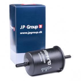 Compre e substitua Filtro de combustível JP GROUP 1218702400