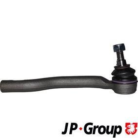 palivovy filtr 1218702600 JP GROUP Zabezpečená platba – jenom nové autodíly