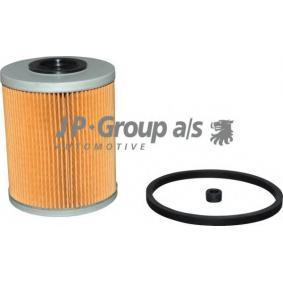 Compre e substitua Filtro de combustível JP GROUP 1218702700