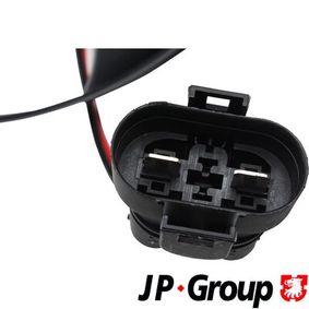 JP GROUP уплътнение, регулиращ клапан празен ход, захранване с въздух 1219603800 купете онлайн денонощно