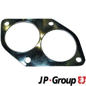 JP GROUP уплътнение, изпускателни тръби 1221100400 купете онлайн денонощно