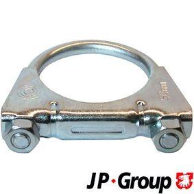 ostke JP GROUP Toruühendus, väljalaskesüsteem 1221400300 mistahes ajal