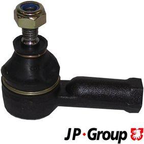 Testa barra d'accoppiamento 1244600400 con un ottimo rapporto JP GROUP qualità/prezzo