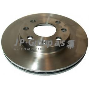 Bremsscheibe von JP GROUP - Artikelnummer: 1263100800