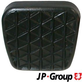 JP GROUP Revestimiento de pedal, pedal de freno 1272200200 24 horas al día comprar online