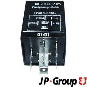 JP GROUP relé, törlési intervallum 1299200300 - vásároljon bármikor