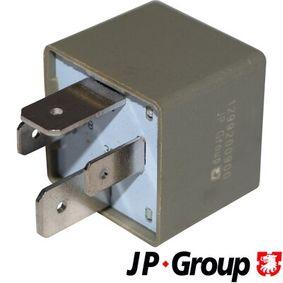 koop JP GROUP Relais, brandstofpomp 1299200900 op elk moment