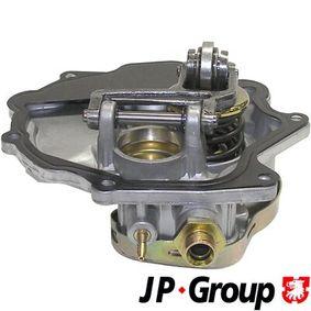 kúpte si JP GROUP Vákuové čerpadlo brzdového systému 1317100100 kedykoľvek
