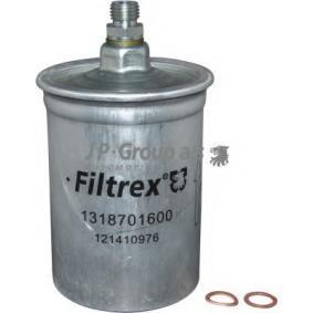 acheter JP GROUP Filtre à carburant 1318701600 à tout moment