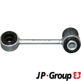 Brat / bieleta suspensie, stabilizator JP GROUP 1340400670 cumpărați și înlocuiți