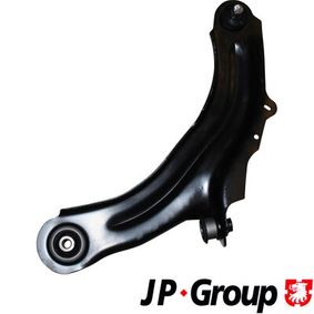 Brake Disc 1363102609 with an exceptional JP GROUP price-performance ratio
