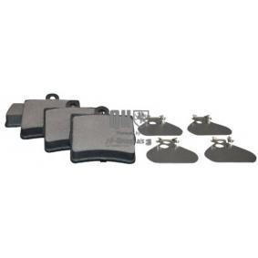 комплект спирачно феродо, дискови спирачки 1363700719 с добро JP GROUP съотношение цена-качество