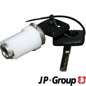Pērc JP GROUP Slēdzenes cilindrs, Aizdedzes slēdzis 1390400300 jebkurā laikā
