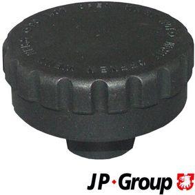 Αγοράστε JP GROUP Τάπα κλεισίματος, δοχείο ψυκτικού υγρού 1414250100 οποιαδήποτε στιγμή
