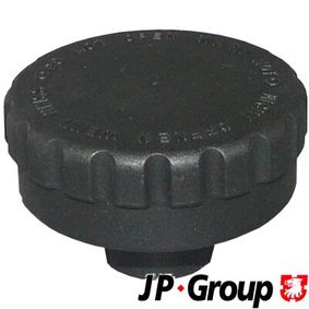 Pērc JP GROUP Vāciņš, Dzesēšanas šķidruma rezervuārs 1414250100 jebkurā laikā