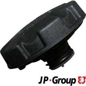 JP GROUP Zárófedél, hűtőfolyadék tartály 1414250200 - vásároljon bármikor