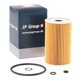Pērc un aizvieto Eļļas filtrs JP GROUP 1418500100