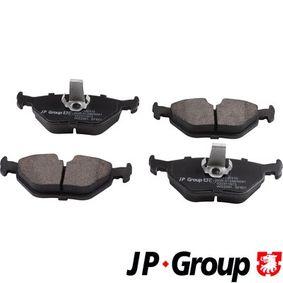 acheter JP GROUP Jeu de plaquettes de frein, frein à disque 1463700310 à tout moment