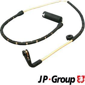 acheter JP GROUP Détecteur de l'usure des plaquettes de frein 1497301000 à tout moment