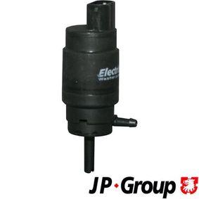 водна помпа за миещо устр., почистване на стъклата JP GROUP 1498500100 купете и заменете