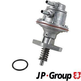 Pompa carburante 1515200100 con un ottimo rapporto JP GROUP qualità/prezzo