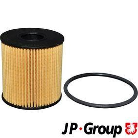 Kúpte a vymeňte Olejový filter JP GROUP 1518503500