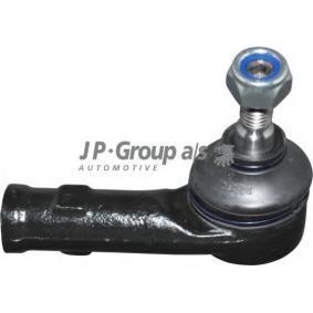 Testa barra d'accoppiamento 1544603080 con un ottimo rapporto JP GROUP qualità/prezzo