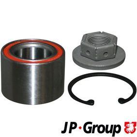 Kit cuscinetto ruota 1551301710 con un ottimo rapporto JP GROUP qualità/prezzo