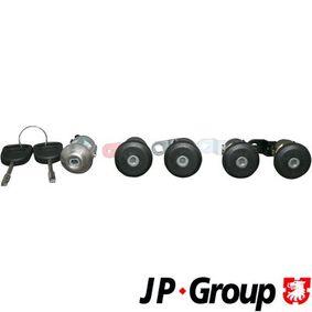 köp JP GROUP Låssats, låssystem 1587500210 när du vill