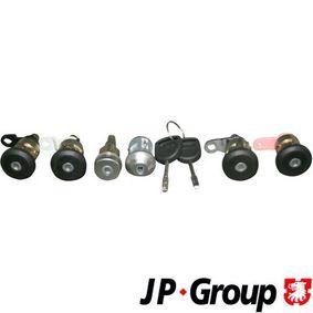köp JP GROUP Låssats, låssystem 1587500310 när du vill