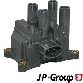 Compre e substitua Bobina de ignição JP GROUP 1591600100