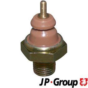JP GROUP Senzor presiune ulei 1593500100 cumpărați online 24/24