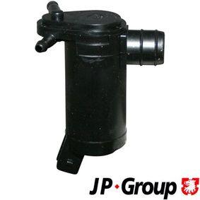 Compre e substitua Bomba de água do lava-vidros JP GROUP 1598500200