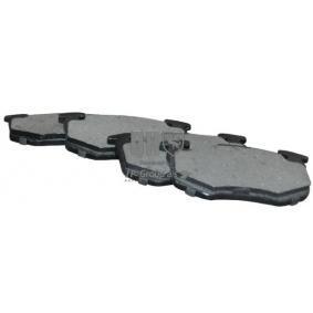 комплект спирачно феродо, дискови спирачки JP GROUP 4163701119 купете и заменете